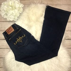 Lucky Brand Lil Maggie Boot Cut Denim Jeans